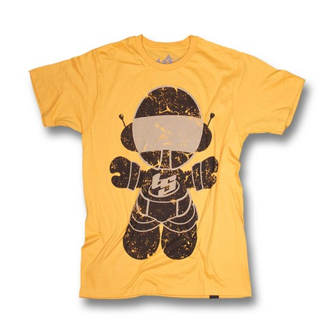 Mustard Superhero