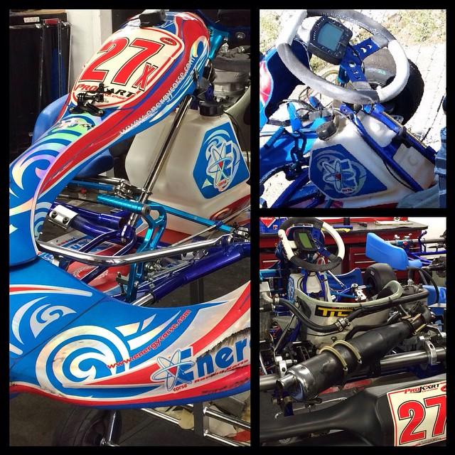 My new wheels #adamsmotorsport #liquidskysports #liquidsky #customclothing #karting #racing